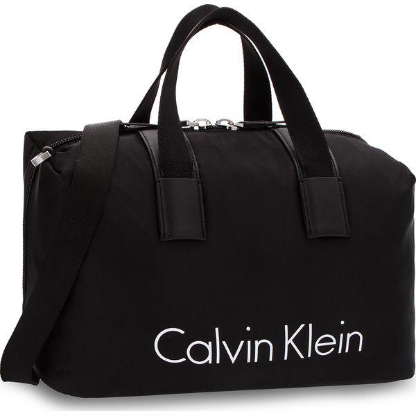 7214786c05d6b Torba CALVIN KLEIN BLACK LABEL - City Nylon Duffle K60K603847 001 ...