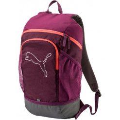 Puma Plecak Echo Backpack Dark Purple Hot Coral. Fioletowe torby na laptopa damskie Puma, biznesowe. W wyprzedaży za 89.00 zł.