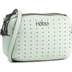 Torebka NOBO - NBAG-E2850-C008 Miętowy. Zielone listonoszki damskie Nobo, ze skóry ekologicznej. W wyprzedaży za 119.00 zł.