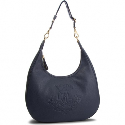 Torebka LAUREN RALPH LAUREN - Huntley 431709349001 Navy. Niebieskie torebki do ręki damskie Lauren Ralph Lauren, ze skóry. Za 1,299.00 zł.