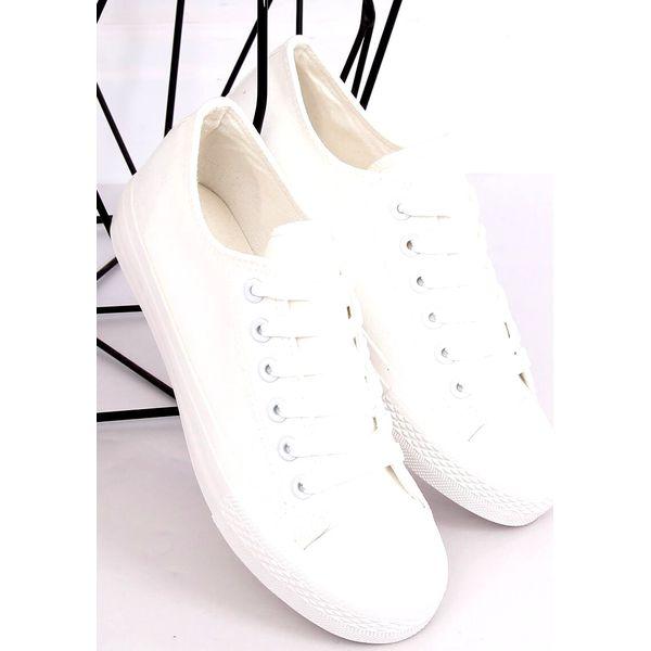 Trampki damskie białe PQ 22 White