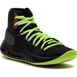 Buty UNDER ARMOUR - Ua Hovr Havoc 3020617-002 Blk. Czarne buty sportowe męskie Under Armour, z materiału. W wyprzedaży za 369.00 zł.
