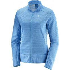 Salomon Bluza Damska Right Nice Fz Mid W Hawaiian Surf S. Niebieskie bluzy damskie Salomon. Za 375.00 zł.