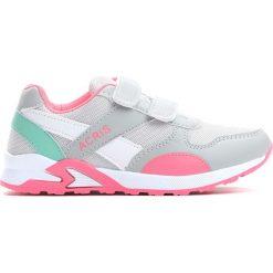 Szaro-Różowe Buty Sportowe Connect. Buty sportowe dziewczęce marki bonprix. Za 59.99 zł.