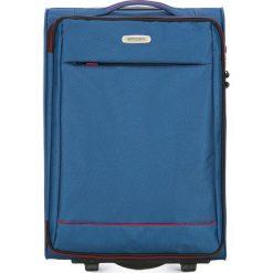 Walizka kabinowa 56-3S-461-90. Niebieskie walizki damskie Wittchen. Za 179.00 zł.