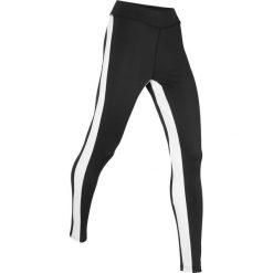 Legginsy super-stretch, długie, Level 2 bonprix czarny. Legginsy damskie marki INOVIK. Za 89.99 zł.