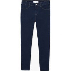 Mango - Jeansy Jane. Niebieskie jeansy damskie Mango. Za 79.90 zł.