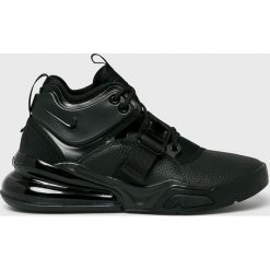 Nike Sportswear - Buty Air Force 270. Czarne buty sportowe męskie Nike Sportswear, z materiału. W wyprzedaży za 599.90 zł.