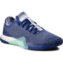 Buty adidas - CrazyTrain Elite W B75770 Mysink/Ftwwht/Aerblu. Niebieskie obuwie sportowe damskie Adidas, z materiału. W wyprzedaży za 419.00 zł.
