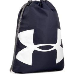 Plecak UNDER ARMOUR - Ua Ozsee 1240539-410 Mdn/Gph/Wht. Niebieskie plecaki damskie Under Armour, z materiału, sportowe. Za 69.95 zł.