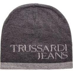 Czapka TRUSSARDI JEANS - Hat Logo Lettering Mixed 57Z00098 E650. Szare czapki i kapelusze męskie TRUSSARDI JEANS. Za 169.00 zł.
