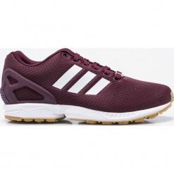 Adidas Originals - Buty Zx Flux. Szare obuwie sportowe damskie adidas Originals, z materiału. W wyprzedaży za 299.90 zł.