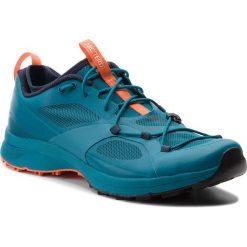 Buty ARC'TERYX - Norvan Vt M 069666-353624 G0 Deep Lagoon/Beacon. Zielone buty sportowe męskie Arc'teryx, z materiału. W wyprzedaży za 449.00 zł.