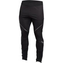 Swix Spodnie Męskie Delda, Czarne, M. Czarne spodnie sportowe męskie Swix, z softshellu. W wyprzedaży za 329.00 zł.