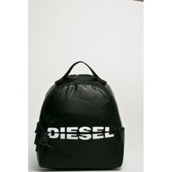 Diesel - Plecak. Szare plecaki damskie Diesel, z poliesteru. Za 549.90 zł.