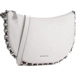 Torebka MICHAEL MICHAEL KORS - Piper 30S7SP1M2L Optic White. Białe listonoszki damskie MICHAEL Michael Kors, ze skóry. W wyprzedaży za 1,239.00 zł.