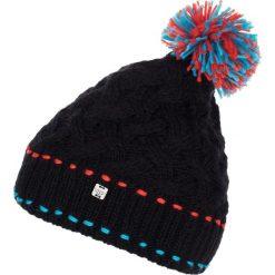 Woox Czapka Zimowa z Pomponem Unisex | Czarna Joy Beanie - Joy Beanie  -          - 8595564749059. Czapki i kapelusze męskie Woox. Za 38.98 zł.