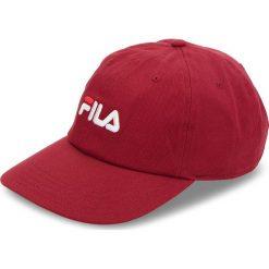 Czapka z daszkiem FILA - Dad Cap Linear Strap Back 685034 Rhubarb J93. Czerwone czapki i kapelusze męskie Fila. W wyprzedaży za 129.00 zł.