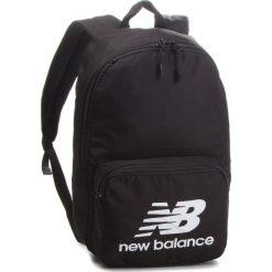Plecak NEW BALANCE - Class Backpack NTBCBPK8 Black. Czarne plecaki damskie New Balance, z materiału, sportowe. Za 99.99 zł.