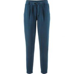 Spodnie dresowe bonprix ciemnoniebieski. Spodnie dresowe damskie marki bonprix. Za 59.99 zł.