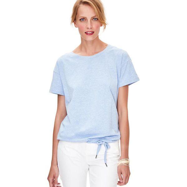 8d315df81c Bluzka w kolorze jasnoniebieskim - Bluzki damskie marki Tatuum. W ...