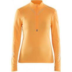 Craft Bluza Termoaktywna Brilliant 2.0 Orange M. Pomarańczowe bluzy damskie Craft, z materiału. Za 159.00 zł.