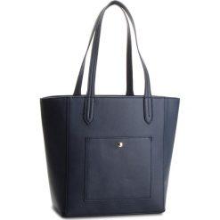 Torebka JENNY FAIRY - V010 Dk Navy. Niebieskie torebki do ręki damskie Jenny Fairy, ze skóry ekologicznej. Za 89.99 zł.