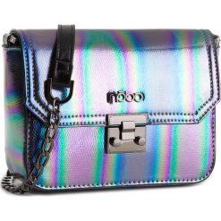 Torebka NOBO - NBAG-E2322-C019 Szary Neon. Szare torebki do ręki damskie Nobo, ze skóry ekologicznej. W wyprzedaży za 119.00 zł.