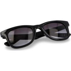 Okulary przeciwsłoneczne VANS - Janelle Hipster VN000VXLY45  Black/Smoke. Okulary przeciwsłoneczne męskie Vans. Za 59.00 zł.