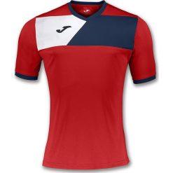 Joma sport Koszulka piłkarska Crew II czerwona r. S (100611.603). T-shirty i topy dla dziewczynek Joma sport. Za 57.92 zł.