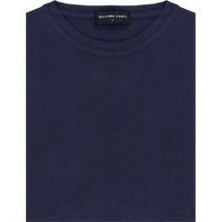 T-shirt NICODEMO TSGS000003. Niebieskie t-shirty męskie Giacomo Conti, z bawełny. Za 79.00 zł.