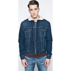 Pepe Jeans - Kurtka. Szare kurtki męskie Pepe Jeans, z bawełny. W wyprzedaży za 419.90 zł.