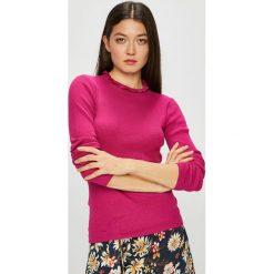 Jacqueline de Yong - Sweter. Różowe swetry damskie Jacqueline de Yong, z dzianiny. Za 89.90 zł.