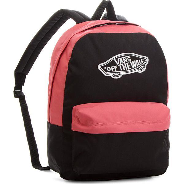 0af9994988da2 Plecak VANS - Realm Backpack VNOA3UI6YGI Black/Desert - Czarne ...