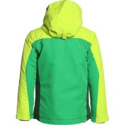 Ziener ABORO JUN  Kurtka narciarska forest green. Kurtki i płaszcze dla chłopców Ziener, z materiału. W wyprzedaży za 383.20 zł.