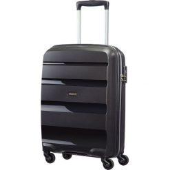 Wózek bagażowy kabinowy ( Czarny /Black ) (85A09001). Walizki męskie American Tourister. Za 316.76 zł.