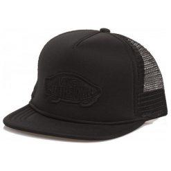 Vans Czapka Z Daszkiem M Classic Patch Truc Black Os. Czarne czapki i kapelusze męskie Vans. W wyprzedaży za 58.00 zł.