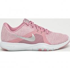 Nike - Buty Flex Trainer 8. Szare obuwie sportowe damskie Nike, z materiału. W wyprzedaży za 239.90 zł.