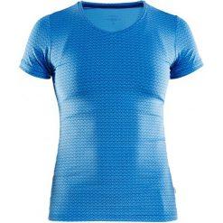 Craft Koszulka Triko Essential V Blue S. Niebieskie koszulki sportowe damskie Craft. Za 67.00 zł.