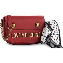 Torebka LOVE MOSCHINO - JC4345PP05K60500 Rosso. Listonoszki damskie Love Moschino. W wyprzedaży za 429.00 zł.