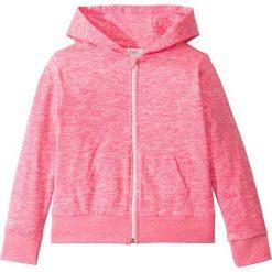 Czerwone bluzy dla dziewczynek bonprix Kolekcja zima 2020