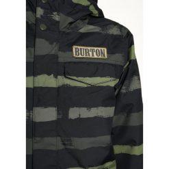 Burton DUGOUT Kurtka snowboardowa olive mean. Kurtki i płaszcze dla dziewczynek Burton, z materiału. W wyprzedaży za 377.10 zł.