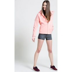 Adidas Performance - Szorty. Szare szorty sportowe damskie adidas Performance, z dzianiny. W wyprzedaży za 79.90 zł.