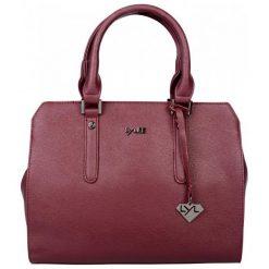 Lylee Torebka Damska Emmy, Bordowa. Czerwone torebki do ręki damskie Lylee, z syntetyku. Za 209.00 zł.