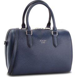 Torebka JOOP! - Saffiano Jeans 4140004081 Dark Blue 402. Niebieskie torebki do ręki damskie JOOP!, z jeansu. Za 779.00 zł.