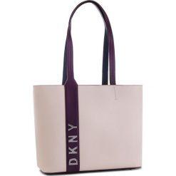 Torebka DKNY - R83AH774 Ivory IVY. Brązowe torebki do ręki damskie DKNY, ze skóry. Za 1,109.00 zł.