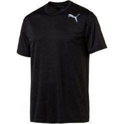 Puma Koszulka Sportowa Essential Ss Tee Black Xl. Czarne koszulki sportowe męskie Puma, z materiału. W wyprzedaży za 69.00 zł.