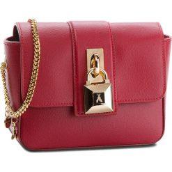 Torebka PATRIZIA PEPE - 2V6067/A4K3-R616 Ruby. Czerwone torebki do ręki damskie Patrizia Pepe, ze skóry. W wyprzedaży za 689.00 zł.