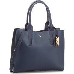 Torebka JENNY FAIRY - RC11745A Navy. Niebieskie torebki do ręki damskie Jenny Fairy, ze skóry ekologicznej. Za 119.99 zł.
