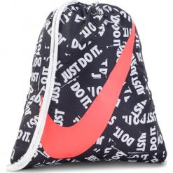 Plecak NIKE - BA5262 023. Czarne plecaki damskie Nike, z materiału, sportowe. Za 49.00 zł.
